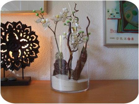 orchideen im glas dekorieren deutsch well. Black Bedroom Furniture Sets. Home Design Ideas